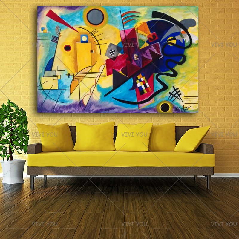 Wassily-Kandinsky-Oil-Painting-Classic-Cansva-Art-Wall-Poster-And-Sticker-Handmade-Oil-Painting-for-Living (2)