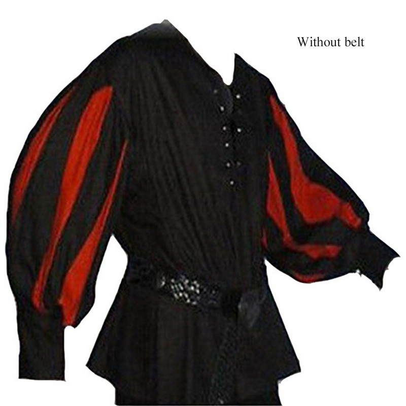 Halloween Costume Gift Wear Medieval Templer Tunic Knight tabard Surcoat LARP