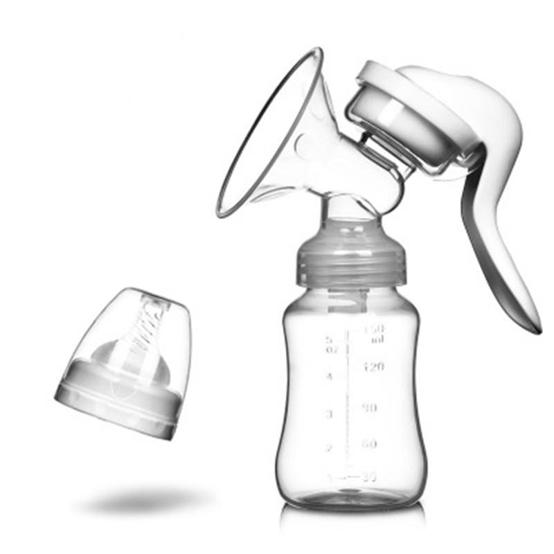 Extractor Breast Pump Milking Device Milk Saver Collector Nipple Suction Pump