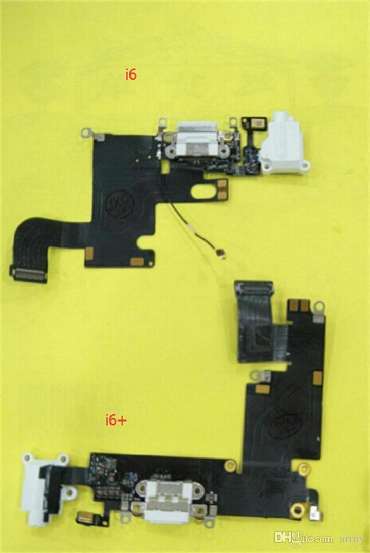 Flex Dock Connector Usb Şarj Portu Ve Kulaklık Ses Jakı Flex Kablo Şerit