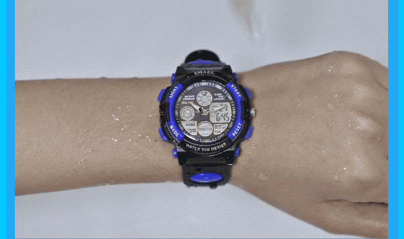 6 digital watch for kids