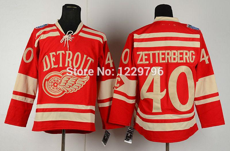 Detroit Red Wings 40 2014