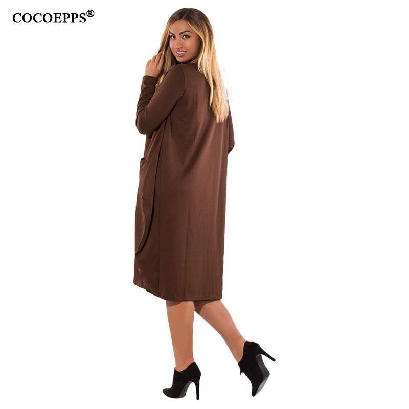 COCOEPPS-2018-5XL-6XL-Women-Winter-Dresses-Fashion-Plus-Size-women-Clothing-Loose-Dress-Big-Size