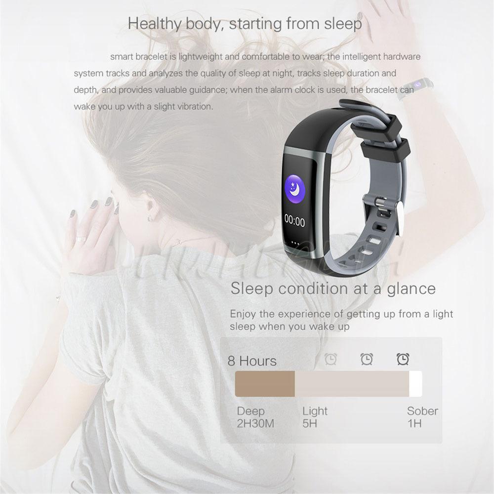 smart watch wristband health heart rate xiaomi mi band 3 (5)