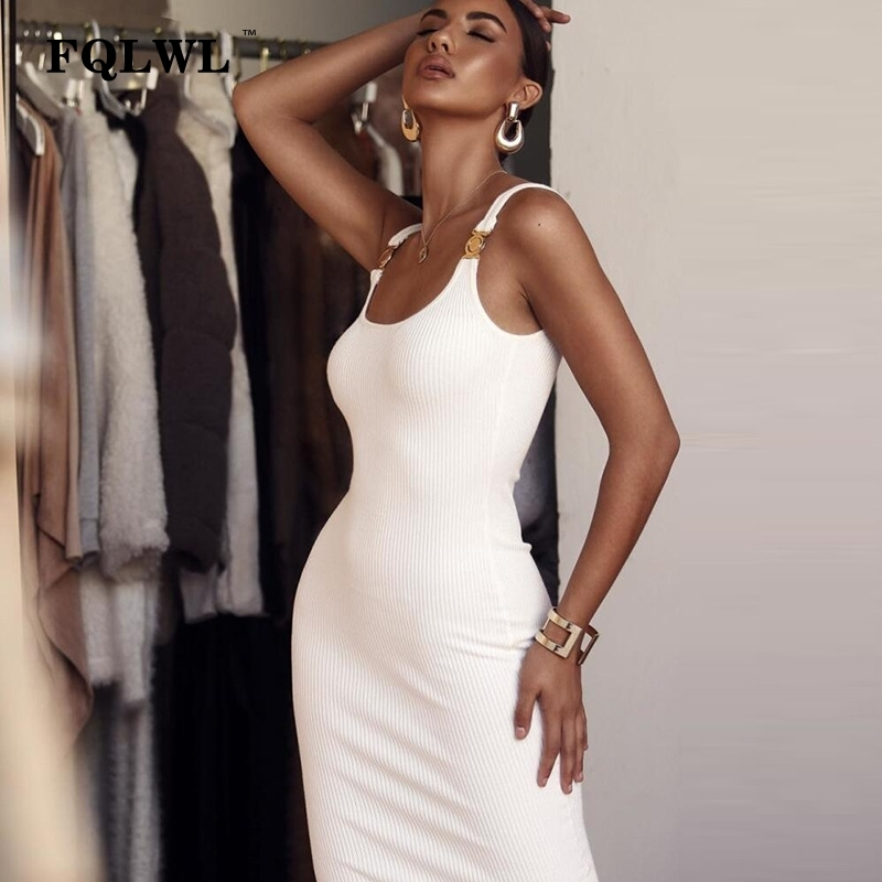 SportsX Women Bandage Fringe Backless Elegant Lace Solid Beach Long Dress