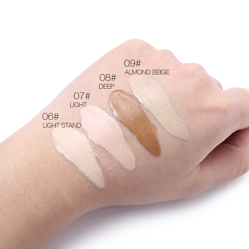 Factory Wholesale DHL Face Pro Base Liquid Foundation Makeup Long Lasting Oil-Control BB Cream Full Coverage Conceal Mineral Primer Bottle