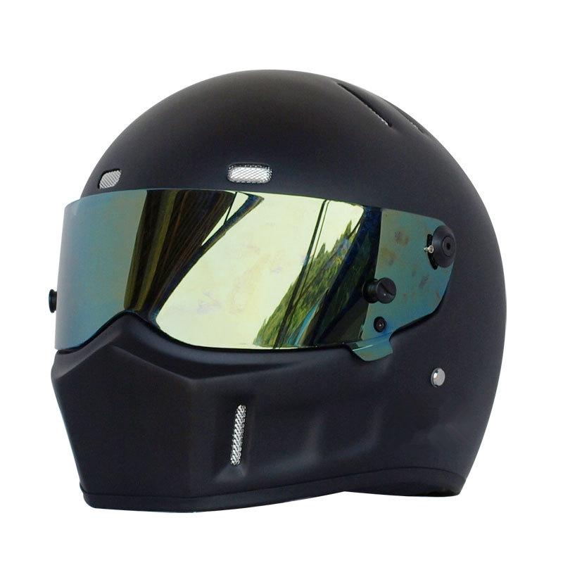ATV Moto Helm Full Face Motorradhelme Erwachsene Kart Car Racing Helm capacete Der Auto Auto Racing Helm Dot Approved S-XXL