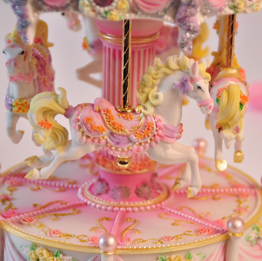 Carousel Music Box (6)