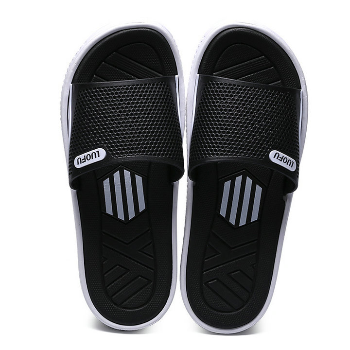 Fashion New Design Anti Slip Adult Men Shoes Sport Slide Slippers Outdoor Indoor Beach Slippers For Man (4)