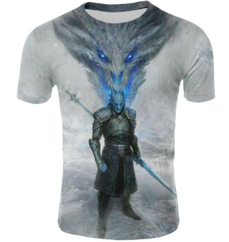 GAME of Thrones Tyrion Lannister GoT Ispirato T shirt bevo e so certe cose