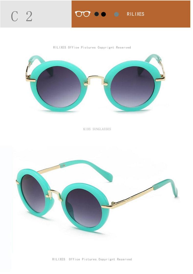 NEW Baby Girls Sunglasses Brand Designer UV400 Protection Lens Children Sun Glasses Cute Kids Sunglasses Cool Goggles (17)