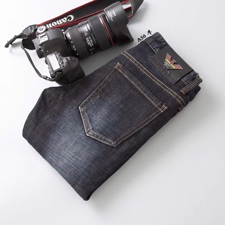 2020 nouvelle NFFK jeans occasionnels pantalons pour hommes de haute qualité de la mode style simple et moderne 67V9