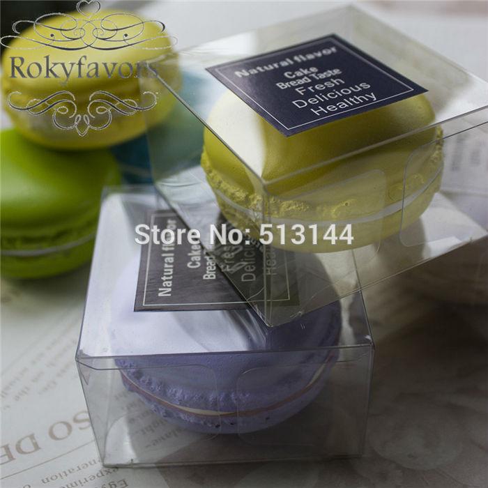 Macarons pvc box 04