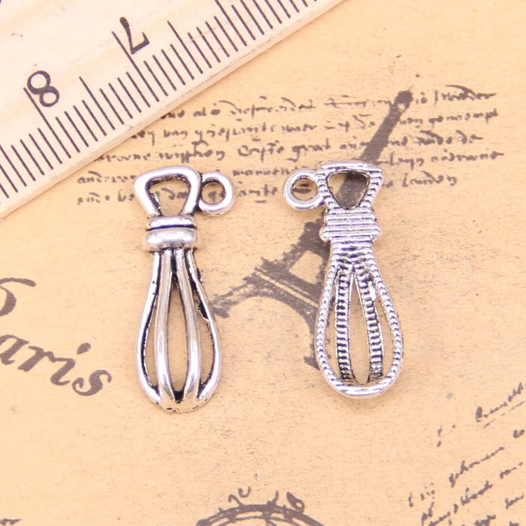 Cooking Egg Beater Floating Charm