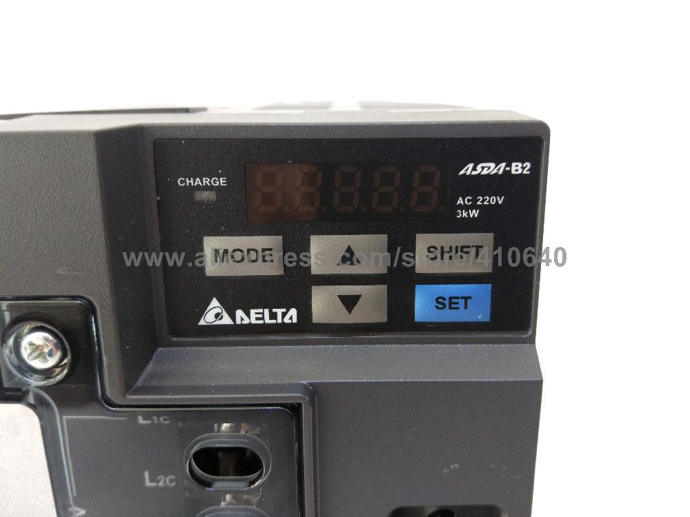 Delta 3KW Servo Motor And Drive (38)