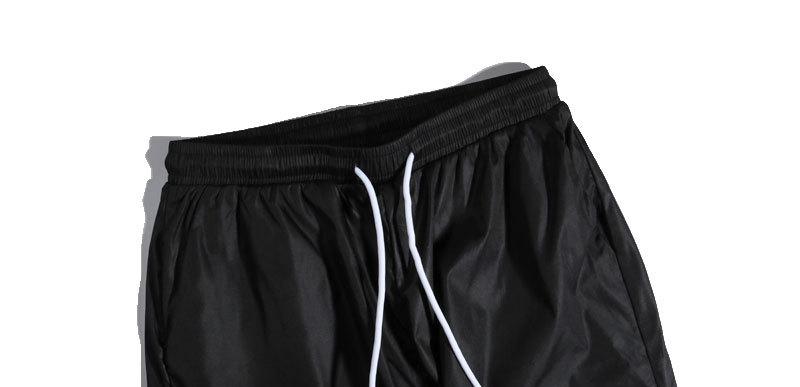 Side Pockets Cargo Harem Pants 4