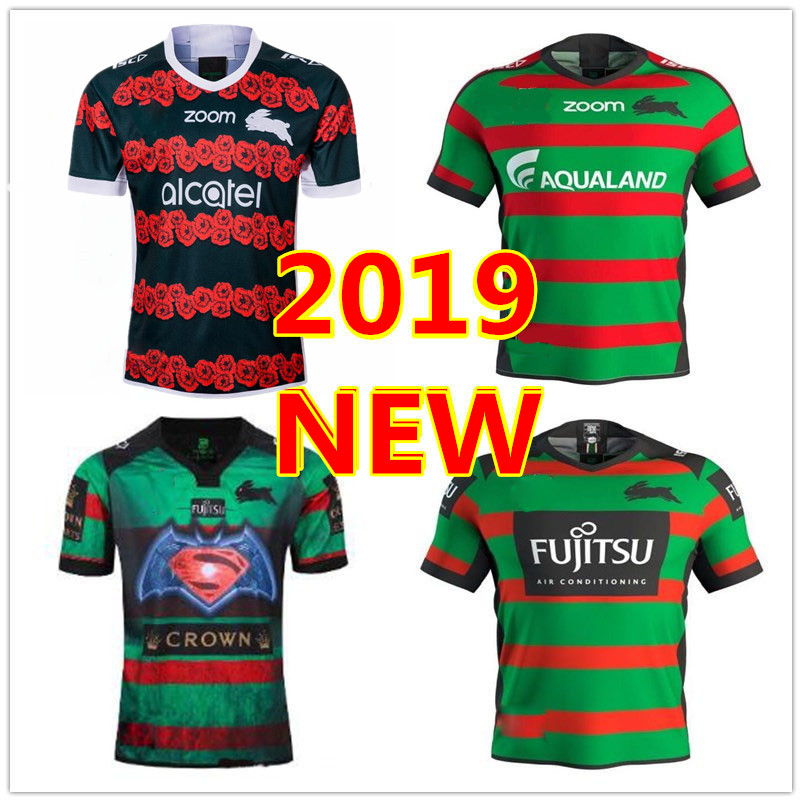 Wholesale South Sydney Rabbitohs Rugby Jersey Buy Cheap In Bulk From China Suppliers With Coupon Dhgate Com