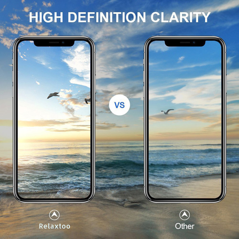 MANTIS-3D-0-26MM-2-Pack-Protective-Glass-On-For-iPhone-X-Screen-Protector-For-iPhone
