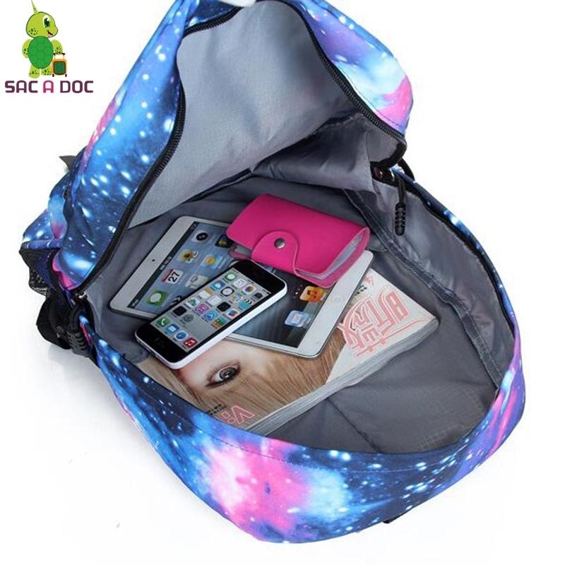 Riverdale South Side Backpack Mochila School Bags For Girls Boys Women Men Casual Travel Bag Galaxy Children Book Bags Kids Gift Y19061102