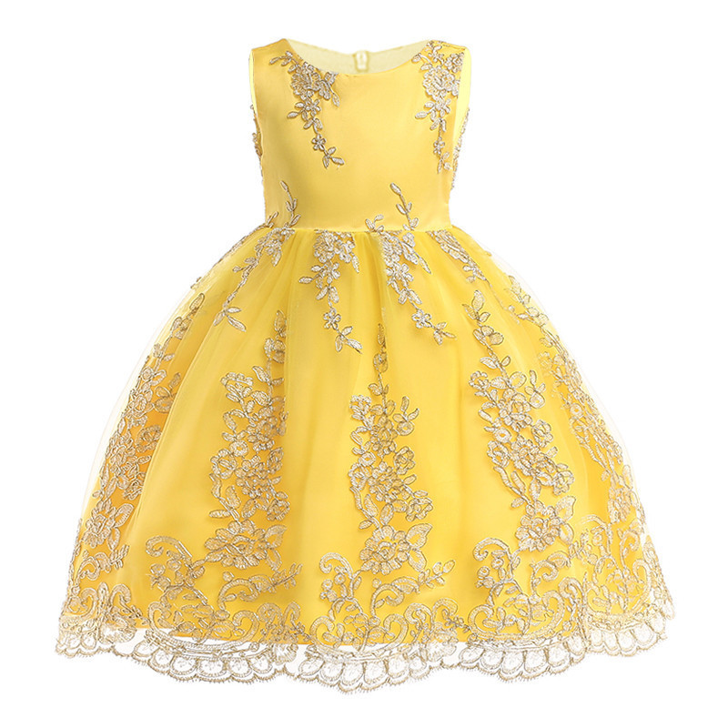 Baby-Tulle-Embroidery-Ball-Gown-Princess-Dress-for-Girls-Flower-Birthday-Party-Girl-Dress-Baby-Girls (2)