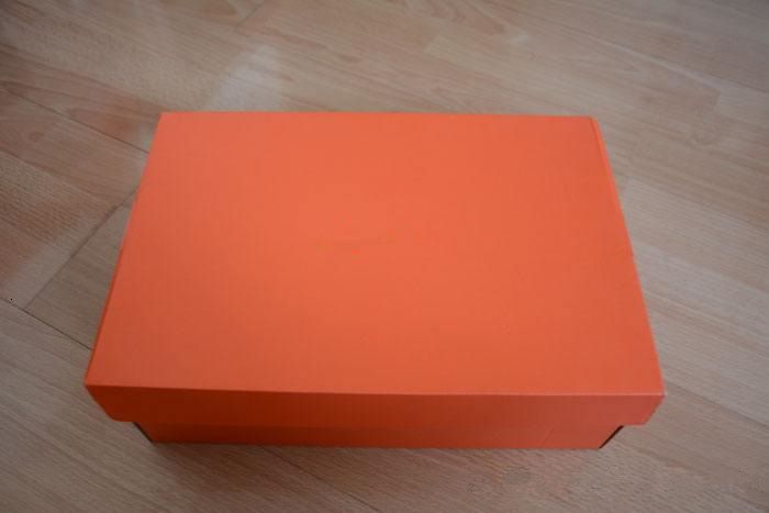 The payment for the shoes box you want value $5