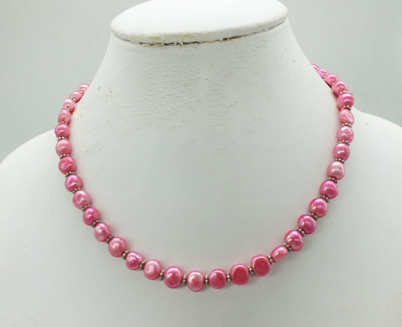 8-9mm Pearl Necklace 16