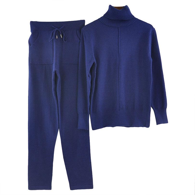 lined knit suit COLOR (7)