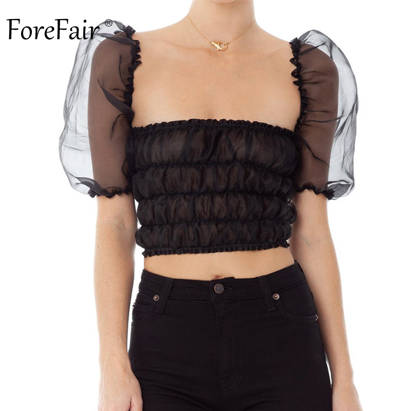 Forefair Lace Top Sexy Summer (13)