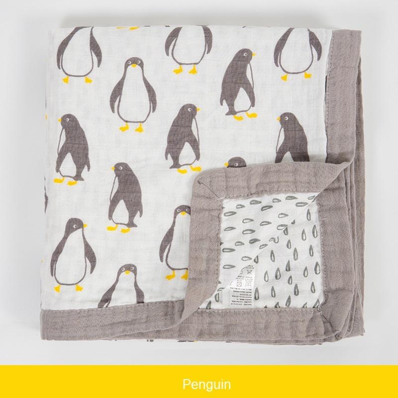 Penguin 4 Layers