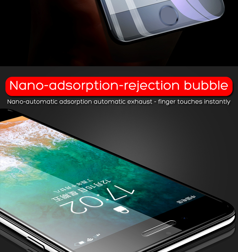 11 For iPhone 6 6s Glass for iphone 6 6s plus glass for iphone 7 glass for iphone 7 plus glass for iphone 8 glass for iphone 8 plus glass for iphone x glass screen protector
