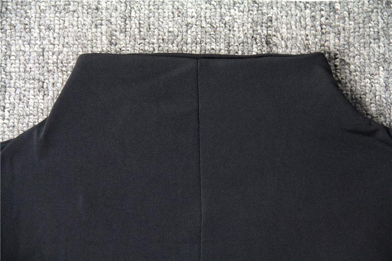 turtleneck ruched dress03