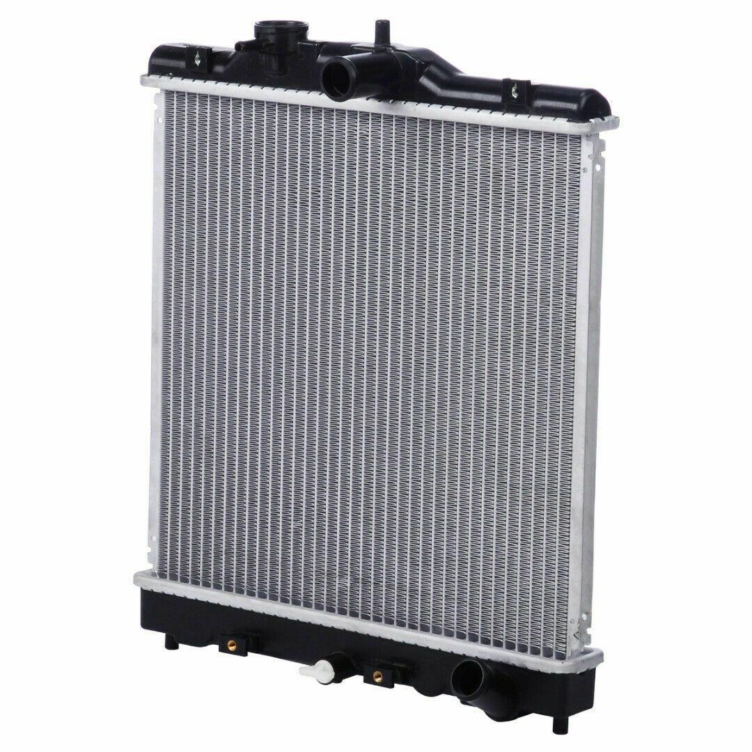 CX 2 Rows Aluminum Radiator For 92-00 Honda Civic DEL SOL B16 B18 B Series