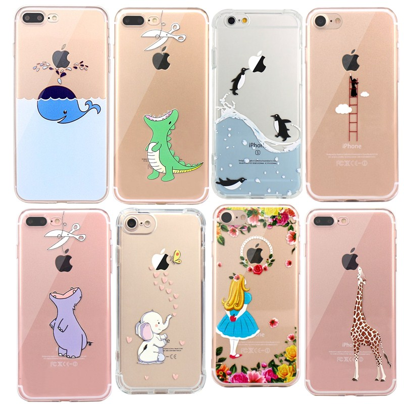 cover iphone 7 animals