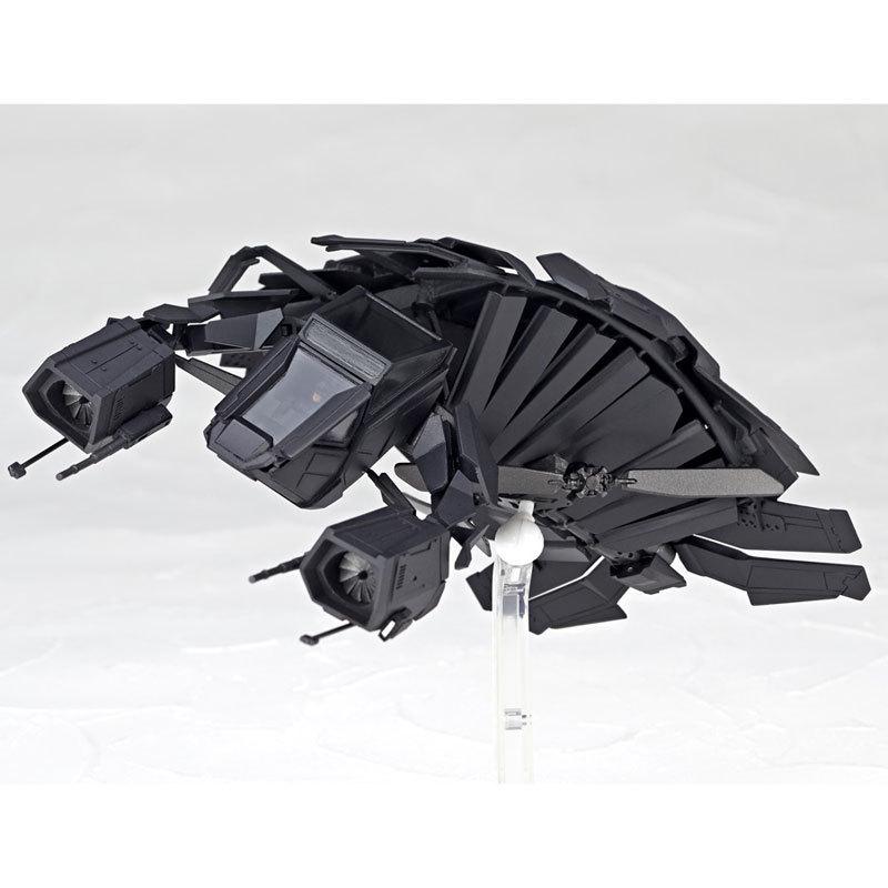 Modèle de cadeau de jouet Nouveau cadeau adolescent Anime Yamaguchi Batman Dark Knight spécial Photo 043 modèle de voiture mobile Batmobile