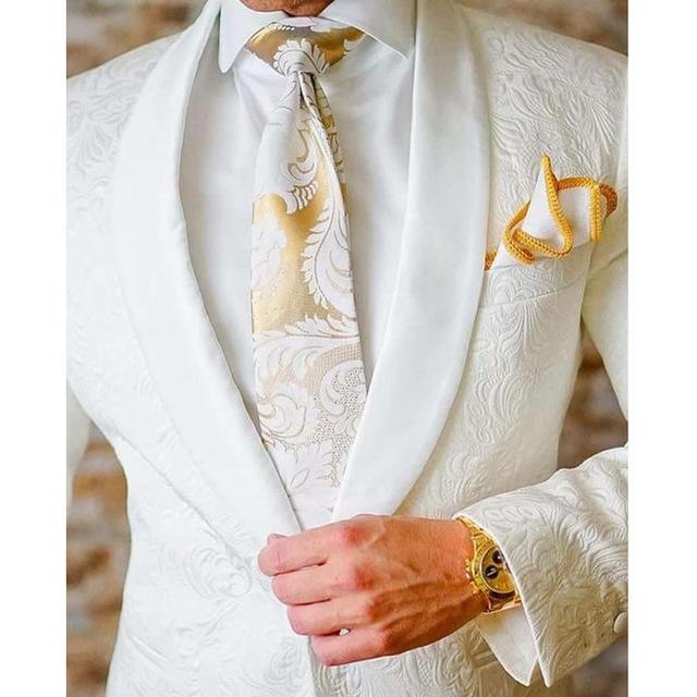 2018-Jacquard-Pattern-Mens-Suits-Custom-Navy-Blue-Slim-fit-Groom-Tuxedo-BridegroomTwo-Piece-Jacket-Pants.jpg_640x640 (4)