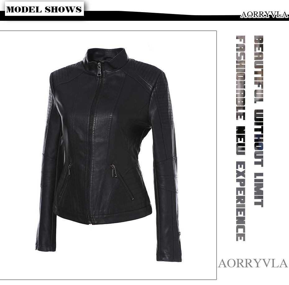 Brand Leather Jacket (1)