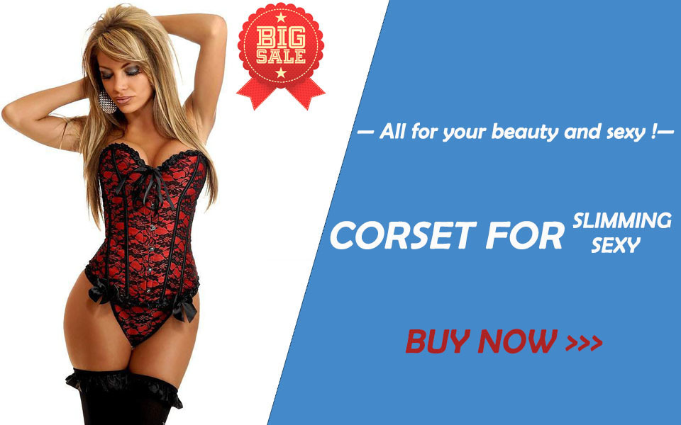 Corset sexy Promotions 667