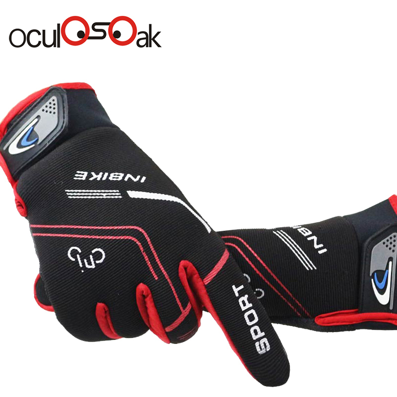 Oculosoak Gym Gloves Army Tactical Gloves For Men Sports Mittens Full Finger Bicycle Fitness Gloves Military Women
