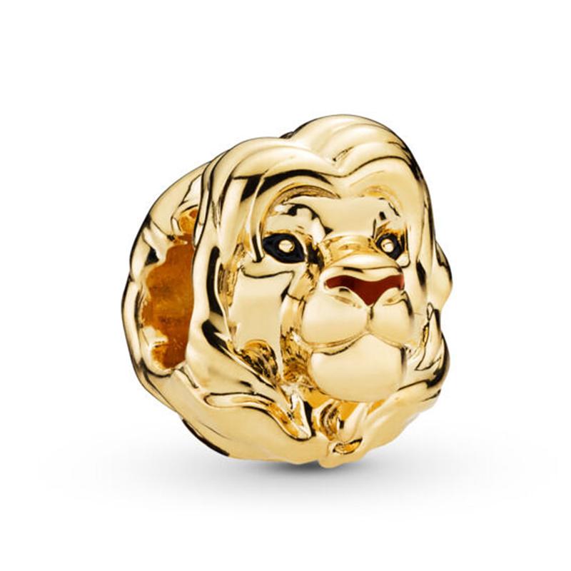 pandora charm originali leone