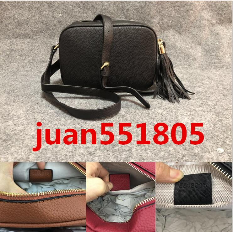 Soho Bag Disco Fringed handbags fashion bags women bags shoulder bag genuine leather famous brand crossbody bag