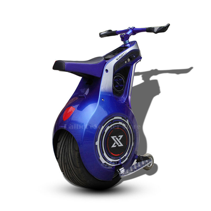 Daibot Powerful Electric Scooter One Wheel Self Balancing Scooters APP 19 Inch Motorcycle 800W 67.2v Electric Unicycle Scooter (30)