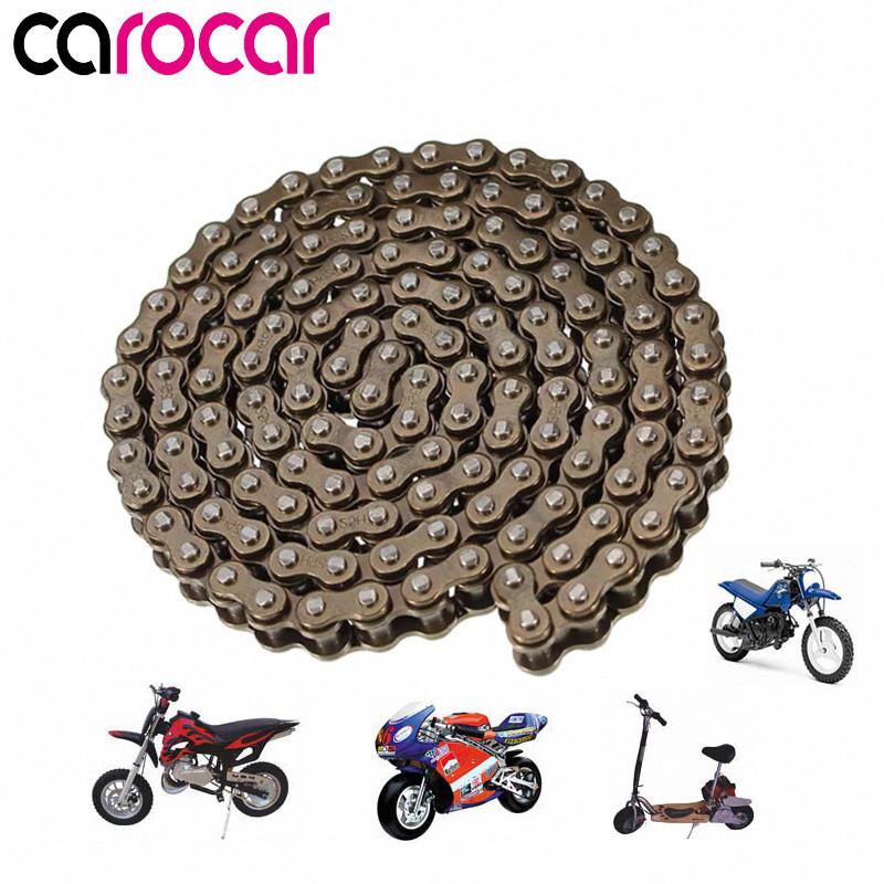 72 144 Chain Link 25H For 47CC 49CC Mini Moto Pocket Dirt Pit Super Bike ATV
