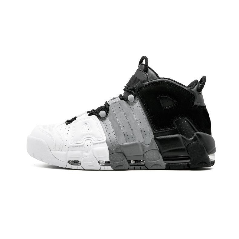 96 роскошные Qs Олимпийский Университет бордовый мужская баскетбольная обувь 3m Скотти Пиппен Uptempo Чикаго тренеры спортивный дизайнер кроссовки размер 41-46