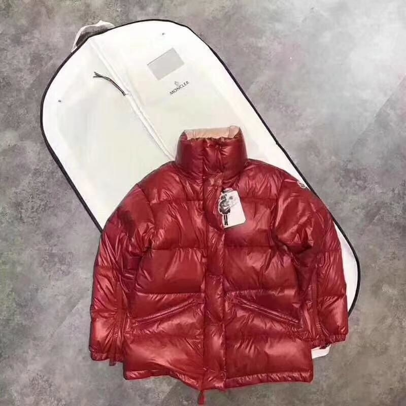 Giacca donna Winter Patch Down marca Casual in pelle verniciata impermeabile Warm Trendy Jacket Duck Down abbigliamento donna Cappotto invernale 02312023
