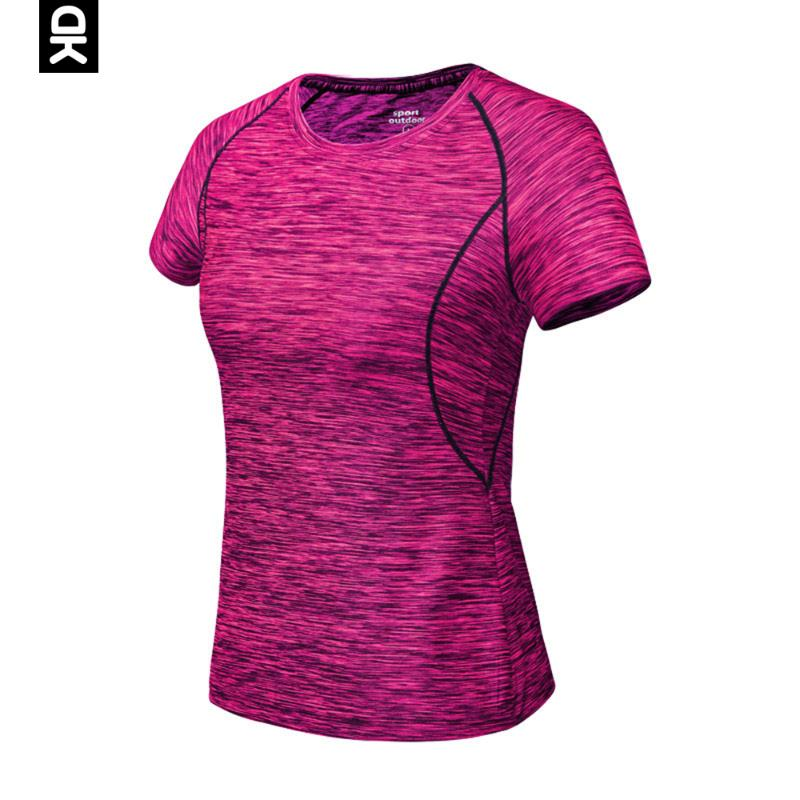 Little Donkey Andy Womens Long Sleeve Running Shirts Workout Gym Sports T-Shirt Quick Dry
