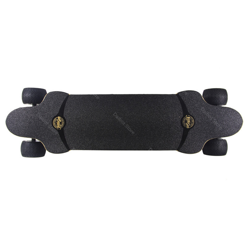 New Electric Scooter Off Road 4 Wheels Electric Scooters Double Drive H20T 36V Four Wheel Electric Skateboard With Rubber Wheels (23)
