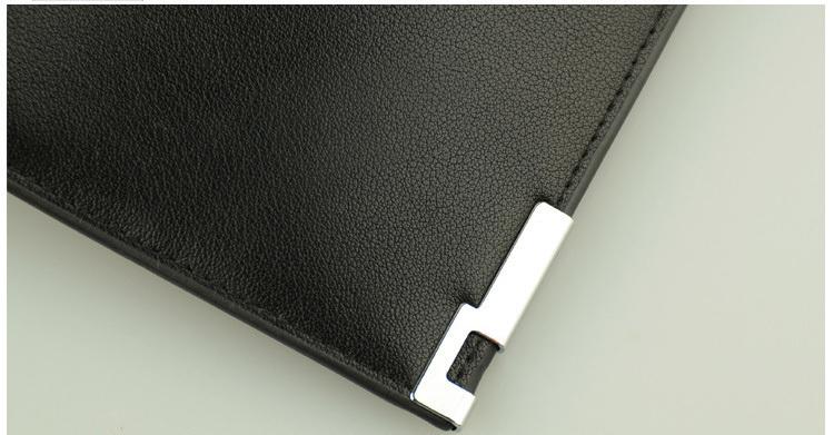 wallet men fashion