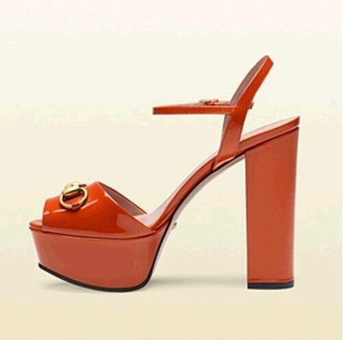 Fashion2019 Plataforma À Prova D 'Água De Metal Grosso Com A Mulher Mais Recente Moda Ir Excelente Sapatos Femininos Sandálias