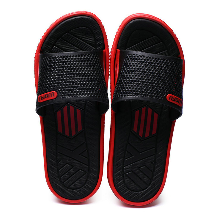 Fashion New Design Anti Slip Adult Men Shoes Sport Slide Slippers Outdoor Indoor Beach Slippers For Man (10)