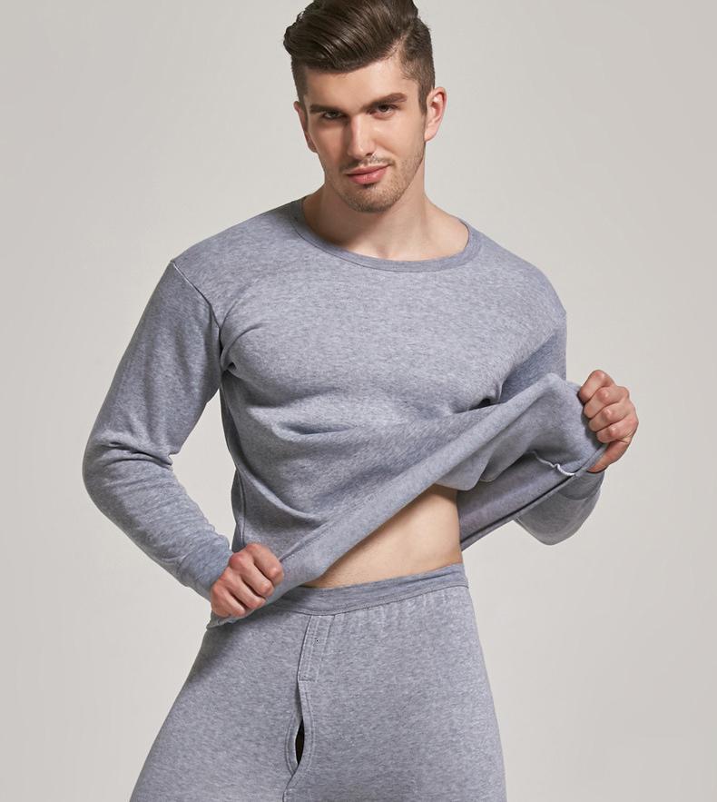 Thermal Underwear For Men Plus Size Thermal Underwear Set Winter Long Johns Men Warm Thermal Underwear Set Thermo Kleding 14